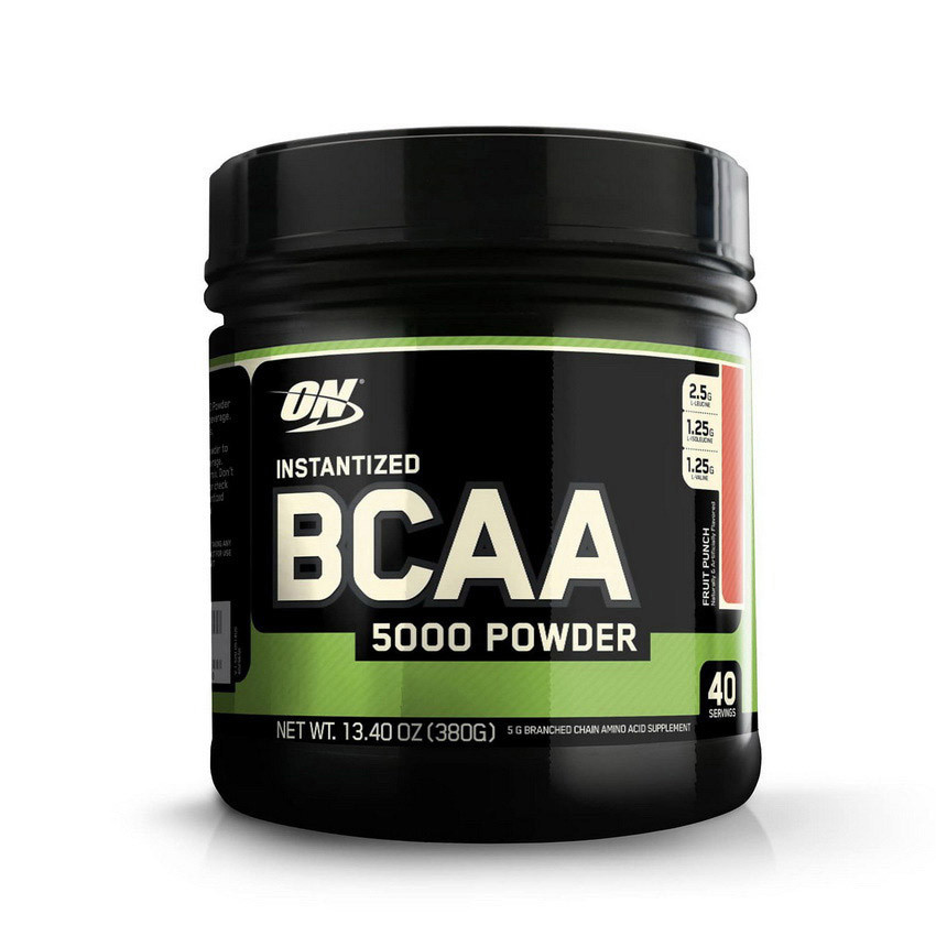 БЦАА Optimum Nutrition BCAA 5000 powder 380 g