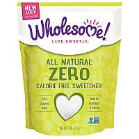 Wholesome Sweeteners, Inc., 100%-но натуральный подсластитель, ноль калорий, 12 унций (340 г)