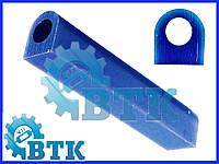Воск модельный синий под перстень 32х32 мм