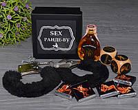 Подарочный абор Секс Рандеву черный, фото 1