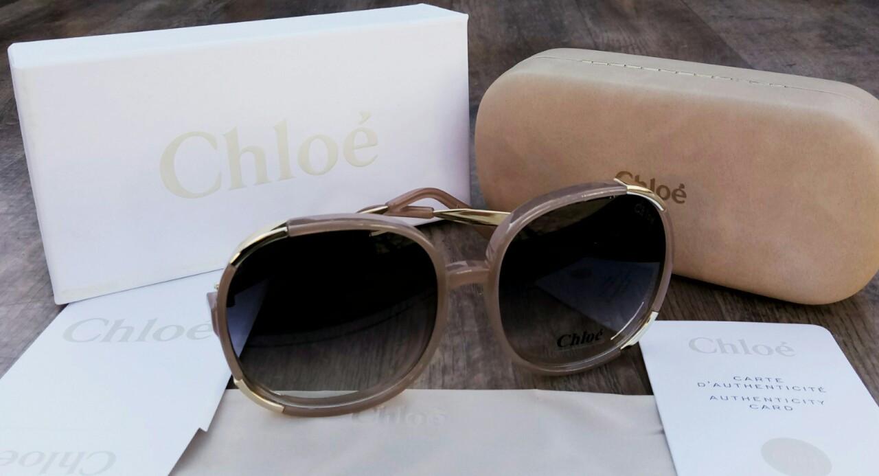34f926f4159d Очки Chloe женские солнцезащитные с градиентом - Интернет магазин очков в  Киеве