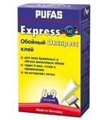 Клей для обоев (обойный клей) Pufas Экспресс клей 200 г