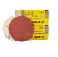 KLINGSPOR PS 18 EK Круг шлифовальный P100 (125 мм)