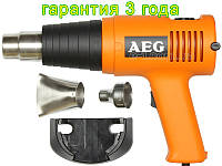 AEG PT 600 EC мощная промышленная воздуходувка