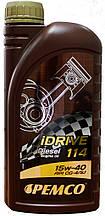 PEMCO iDRIVE 114 SAE 15W-40 Масло моторное 1 л