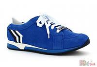 Кроссовки для мальчика ярко-синего цвета (28 размер) Bartek 5904699448400