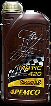 PEMCO iMATIC 420 ATF DII Масло трансмиссионное 1 л