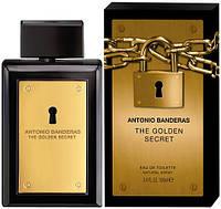 Мужская туалетная вода Antonio Banderas The Golden Secret (Антониа Бандерос Зе Голд Секрет)