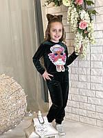 Спортивный костюм для девочек Кукла  Лол, фото 1