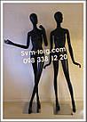 Манекены высокие женские чёрные, фото 2