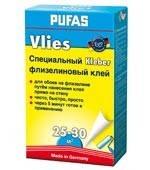 Клей для обоев (обойный клей) Pufas Флизелиновый клей специальный 200 г