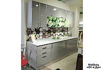 Модульная кухня Миррор Глосс / Mirror Gloss Комплект ІІІ Выставочная модель
