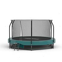 Батут для дітей та дорослих, із захисною сіткою  Proxima ПРЕМІУМ , 305 см TL10(CFR-10FT)
