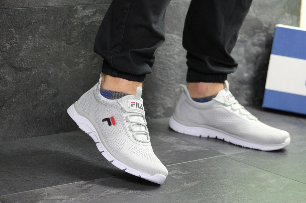 27781c473 Мужские кроссовки светло серые Fila 7325: продажа, цена в Ровно ...