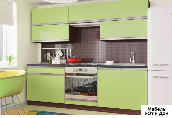 Модульная кухня Альбина Комплект 2.2