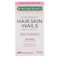 """Кожа, волосы, ногти"", Nature's Bounty  (150 таблеток)"