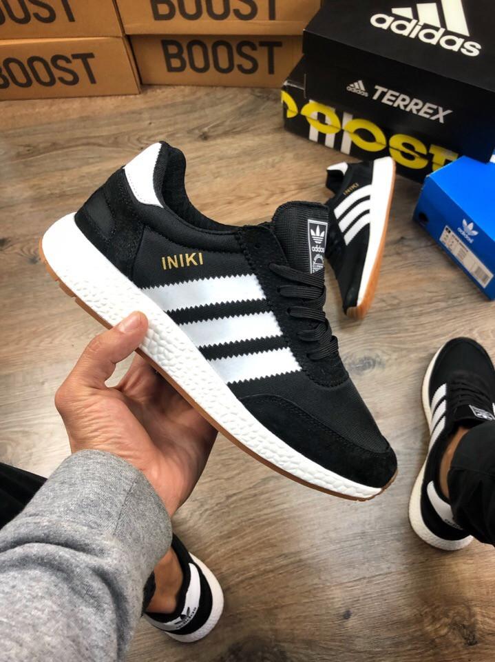 Мужские кроссовки Adidas Iniki Runner, Реплика