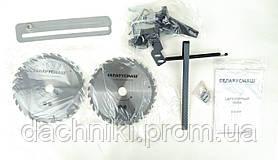 Пила циркулярная  дисковая Витязь 200/3100 Вт с переворотом, фото 2