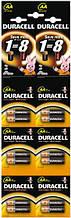 Duracell LR06 MN1500 1х2 шт (отрывные 2х6) Батарейки