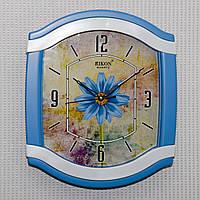 Часы настенные (28х31 см) кварцевые RIKON 551 XKC /54