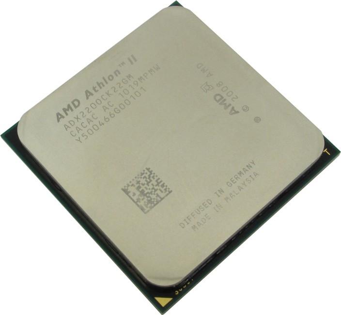 "Процессор AMD Athlon II X2 220 ADX220OCK22GM 2.8GHz Socket AM3 Tray ""Over-Stock"" Б\У"