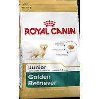 Royal Canin (Роял Канин) Golden Retriver Junior 29 для щенков голден ретривера до 15 месяцев