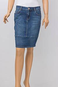 Юбка джинсовая женская VIGOSS V 502597956 V71 D BLUE