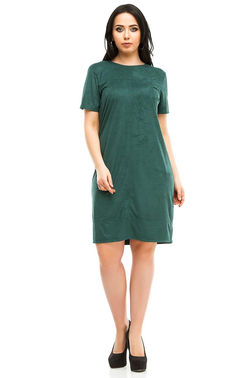 Платье 5295 зеленого цвета