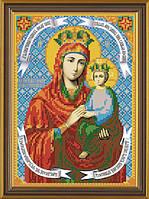 Набор для вышивки бисером Богородица «Споручница грешных» С 9031