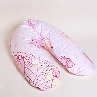 Наволочка на подушку для кормления, Marselle ( 164х70 см )