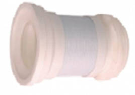 STR 0388.11 (240 - 530 мм) Гофра для унитаза армированная