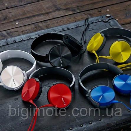 Наушники Sony MDR-XB450AP, фото 2