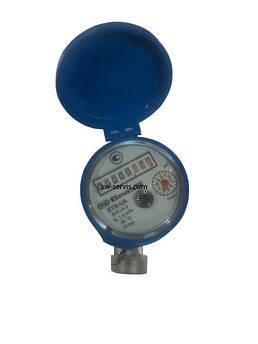 Лічильник для холодної води 1,5 Gross etr ua
