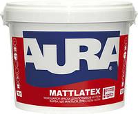 Aura Mattlatex TR 9 л Бесцветная матовая интерьерная краска арт.4820166523085
