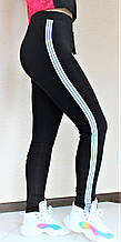 Лосіни жіночі № 9633 Спорт (упаковка 6 шт)