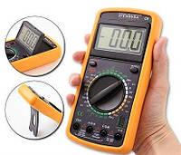 Мультиметр тестер вольтметр амперметр DT 9205A, фото 1
