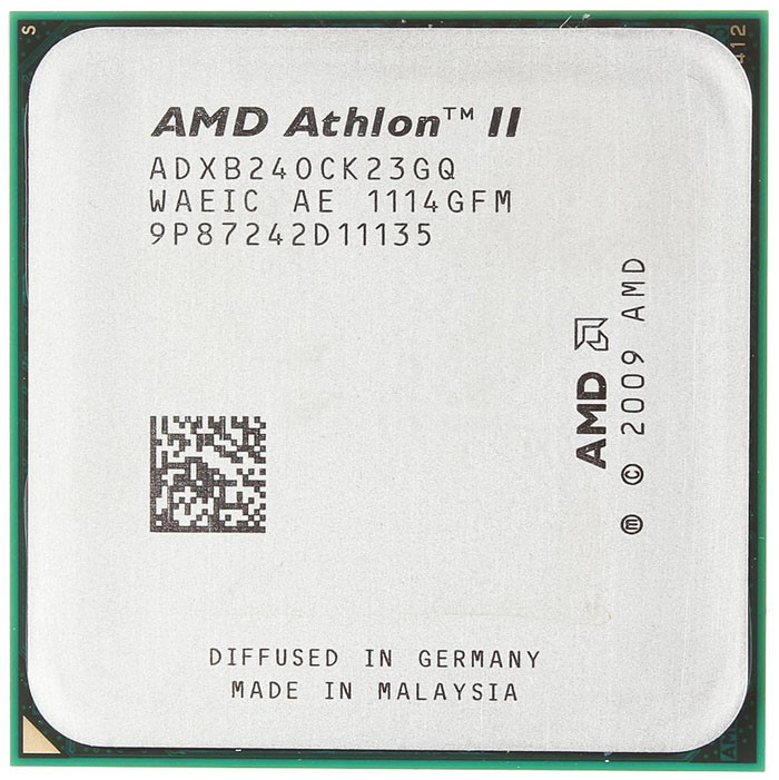 "Процессор AMD Athlon II X2 B24 3.0GHz  Б\У ""Over-Stock"""