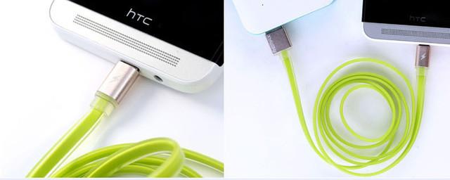 Кабель USB - MicroUSB 1m