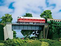 Auhagen 11341 стальной мост / H0 1:87, фото 1
