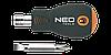 Отвертка 2в1 Neo 04-201