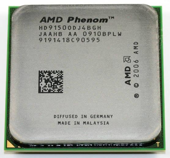 Процессор AMD Phenom X4 9150e Agena Б\У