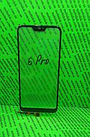 Тачскрин (сенсор) Xiaomi Redmi 6 Pro Чёрный