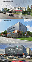 Визуализация фасадов
