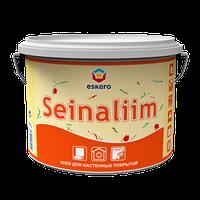 Eskaro Seinaliim клей 10 л для лёгких и тяжёлых настенных покрытий арт. 4820166522910
