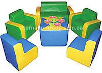 """Мягкая детская мебель """"Симицветик"""""""