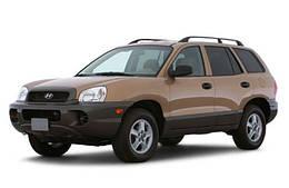 Чехлы салона Hyundai Santa Fe 2000-06 г.