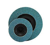 Круг шлифовальный лепестковый 125х22,23 - СР36