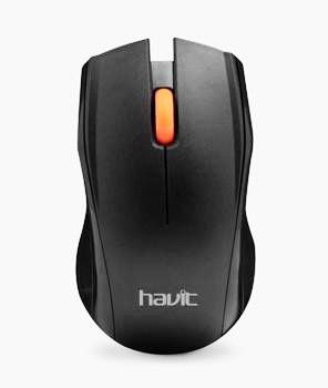 Мышь проводная Havit HV-MS689 black