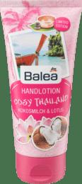Крем для рук BALEA Handcreme Kokosmilch & Lotus