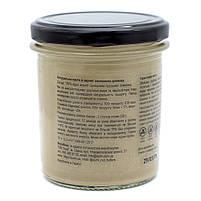Паста из семян подсолнечника кремовая, 190г, банка СТЕКЛО, натуральная без добавок, фото 2